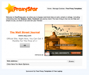 Phproxy-template-2