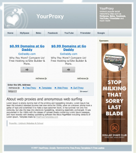 Phproxy-template-7